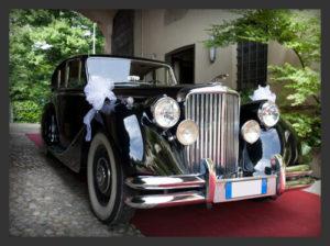noleggio auto matrimonio senza conducente