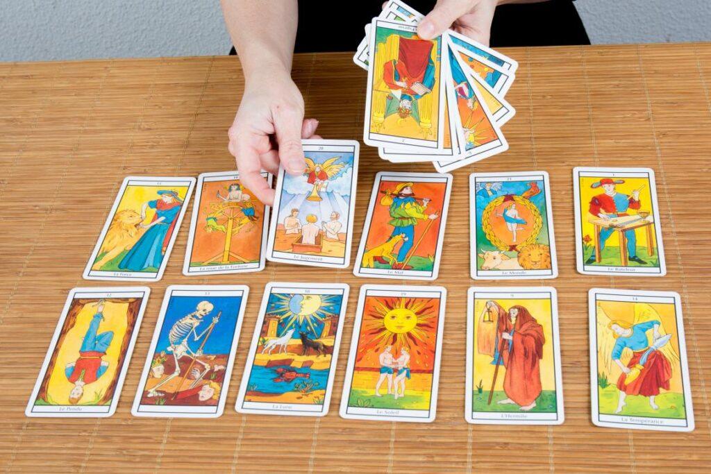 Carte magiche